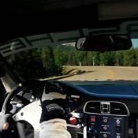 Video: Porsche 911 GT3 CUP at Pikes Peak 2010