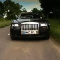 Video: Rolls Royce Ghost test drive