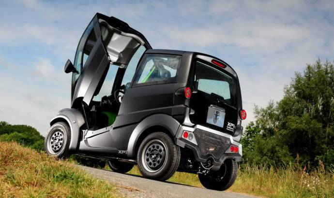 Gordon Murray T.25 City Car
