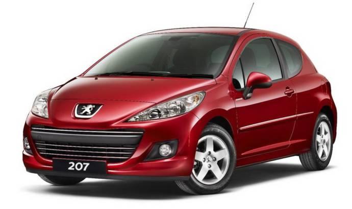 Peugeot 207 Millesim
