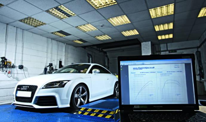 Superchips 2010 Audi TT RS