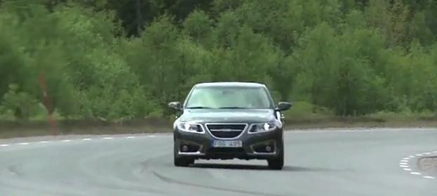Video: 2010 Saab 9-5 test drive
