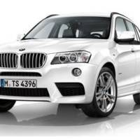 2011 BMW X3 M-Sport Package
