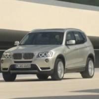 2011 BMW X3 video