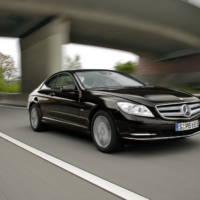 2011 Mercedes CL facelift