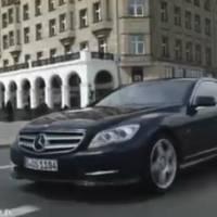 2011 Mercedes CL video