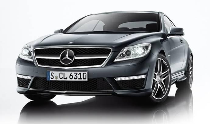 2011 Mercedes CL63 CL65 AMG