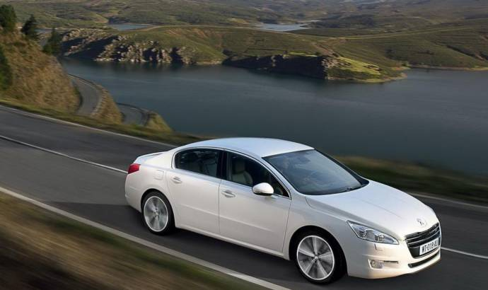 2011 Peugeot 508 GT and SW