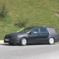 2011 Volkswagen Passat Estate spy video