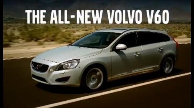 2011 Volvo V60 video