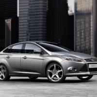 2012 Ford Focus ST info