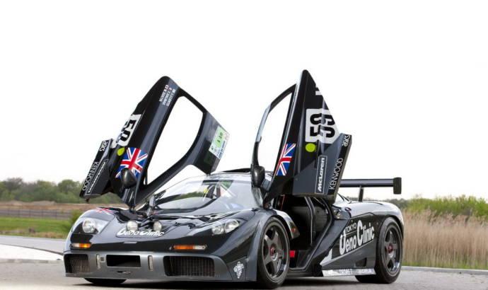 2012 McLaren F1 details
