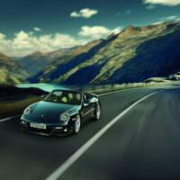 2012 Porsche 911 Speedster