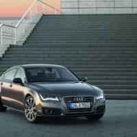 Audi A7 video
