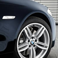 BMW 5 Series M Sport Package