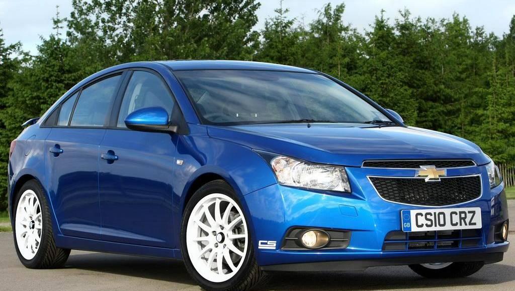 Chevrolet Cruze CS