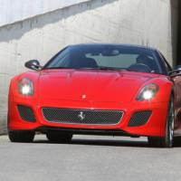 Ferrari 599 GTO images