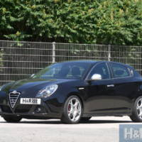 H&R Alfa Romeo Giulietta