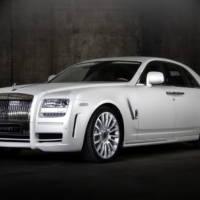 Mansory Rolls Royce White Ghost