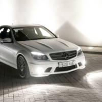 Mercedes C 63 AMG DR 520