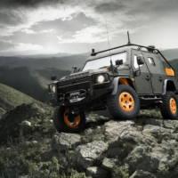Mercedes G Wagon Concept