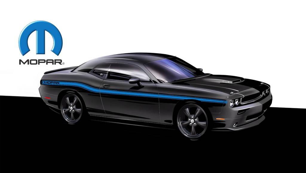Mopar '10 Dodge Challenger