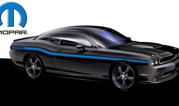 Mopar 10 Dodge Challenger video