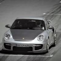 Porsche 911 GT2 RS video