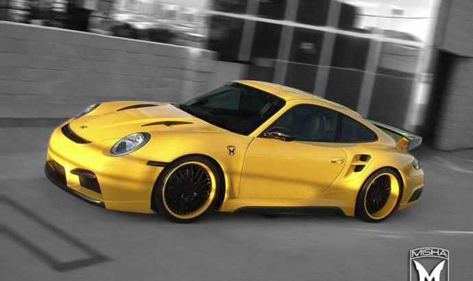 Porsche 911 Turbo by Misha Designs