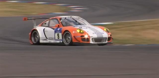 Porsche GT3 R Hybrid review video