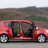 Vauxhall Meriva diesel