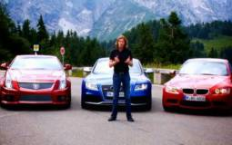 Video: Cadillac CTS-V Coupe vs Audi RS5 vs BMW M3