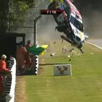 Video: Seat Leon Eurocup crash