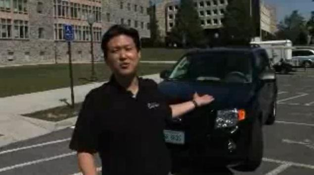 Blind Drivable Car video
