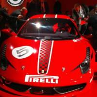 Ferrari 458 Italia Challenge images