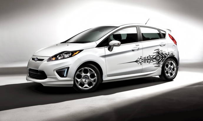 Ford Fiesta Accessories, Body Kits and Graphics