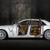 Mansory Rolls Royce White Ghost
