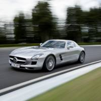1 Million USD fine for SLS AMG driving at 180 mph in Switzerland