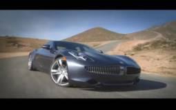 2011 Fisker Karma video