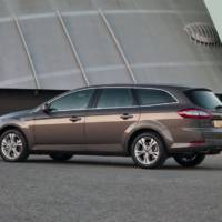 2011 Ford Mondeo details