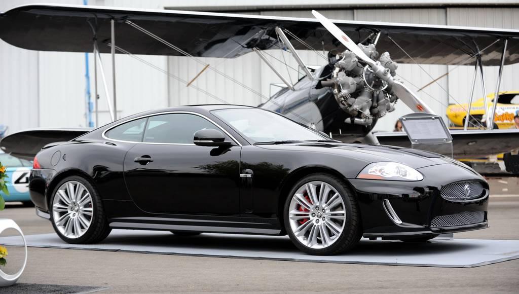 2011 Jaguar XKR 175 price