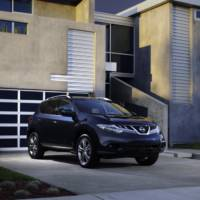 2011 Nissan Murano photos and details