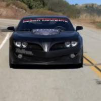 Chevy Camaro Firebreather video