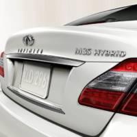 Infiniti M Hybrid and IPL G Coupe