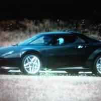 Lancia Stratos spy photos