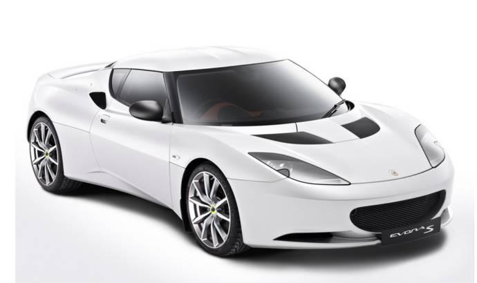 Lotus Evora S unveiled