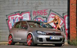 Neuss VW Golf VI GTI