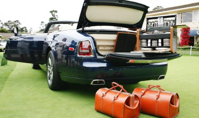 Rolls Royce Phantom Drophead Coupe 60th anniversary edition