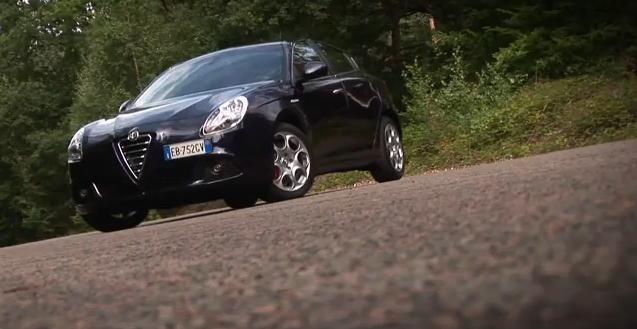Video: Alfa Romeo Giulietta test drive