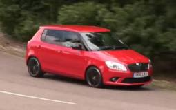 Video: Skoda Fabia VRS review